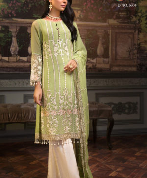 RINAZ FASHION ZEENAT 1604  PAKISTANI SUITS IN SINGLE
