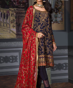 RINAZ FASHION ZEENAT 1606  PAKISTANI SUITS IN SINGLE