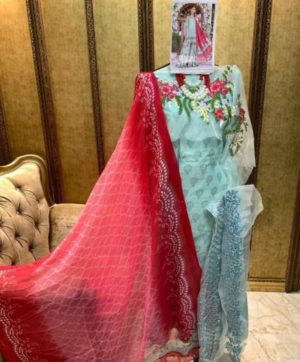 SHREE FABS MARIYA B LAWN 1634 IN SINGLE PIECE