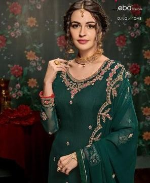 EBA HURMA VOL 9 SHARARA SUITS COLLECTION