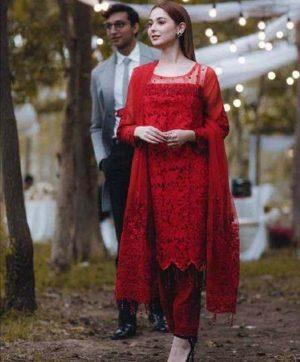 RANG RASIYA RED PAKISTANI SUITS WHOLESALER