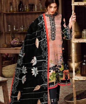 MARIYA B  LAWN COLLECTION 2ND EDITION DESIGN NO 13