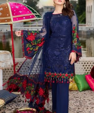 RAMSHA R-107 COLOUR NX BLUE