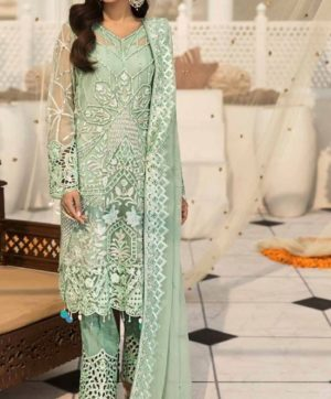 RAMSHA PAKISTANI SALWAR SUITS DESIGN NO R-139