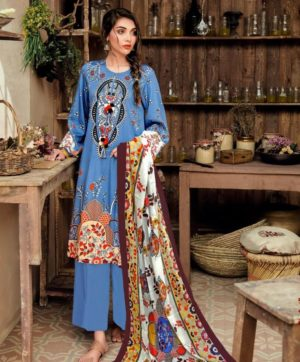 MARIYA B  LAWN COLLECTION 2ND EDITION DESIGN NO 11