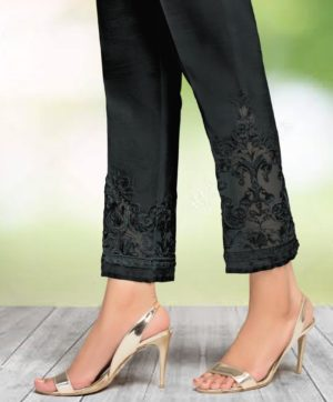 CIGARETTE PANTS ONLINE PAKISTANI LADIES GREY COLOR