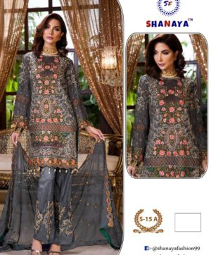 SHANAYA FASHION S 15 A PAKISTANI SUITS WHOLESALER