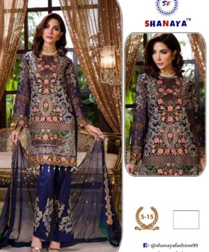 SHANAYA FASHION S-15 IN SINGLE PIECE SUPPLIER