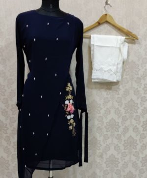 LUXURY PRET COLLECTION BY LAIBA VOL 19 BLUE