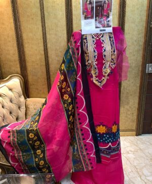 FUCHSIA CAMBRIC COLLECTION 2020 DESIGN NO 01