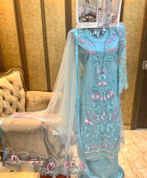 MASHQ PAKISTANI SALWAR SUITS IN SINGLE AT BEST PRICE