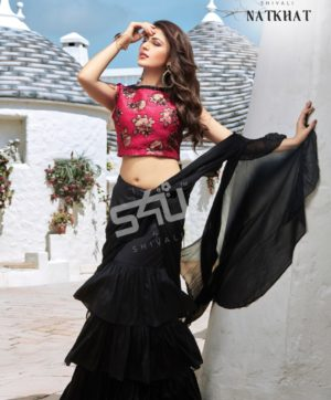 S4U SHIVALI NATKHAT DESIGN NO NT 04 IN SINGLE