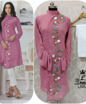 LAIBA AM VOL 28 WHOLESALE LUXURY PRET PINK