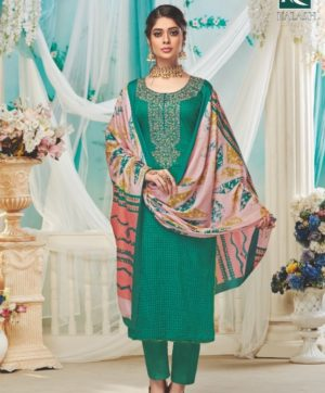 ALOK KALASH S 466-005 COTTON SALWAR KAMEEZ