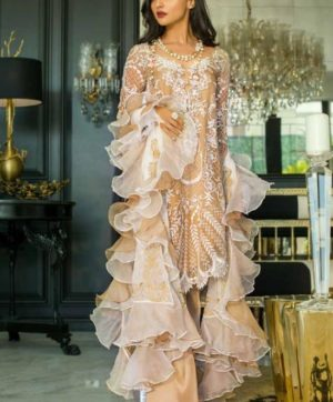 MINA HASSAN RIGHT CHOICE LUXURY CHIFFON COLLECTION 2020