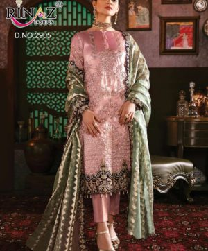 RINAZ FASHION JAZMIN VOL 10 DESIGN NO 2905