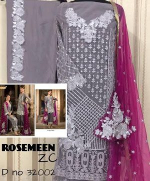 FEPIC ROSEMEEN ZC 32002 PAKISTANI SUIT