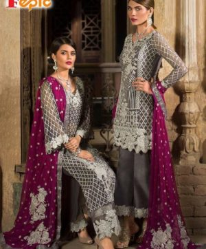 FEPIC ROSEMEEN ZC DESIGN NO 32002 PAKISTANI SUIT