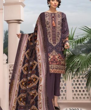 IRIS VOL 3 3003 KARACHI SUITS WHOLESALER