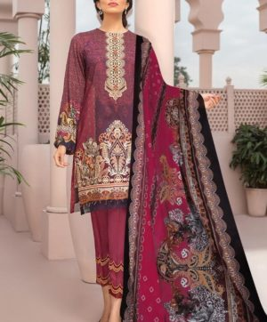 IRIS VOL 3 3001 KARACHI SUITS WHOLESALER