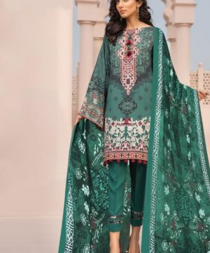 IRIS VOL 3 3010 KARACHI SUITS WHOLESALER