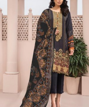 IRIS VOL 3 3007 KARACHI SUITS WHOLESALER