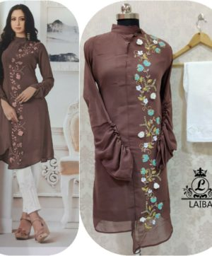 LAIBA AM VOL 28 WHOLESALE LUXURY PRET BROWN