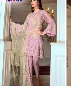 SHANAYA FASHION PAKISTANI SUIT 406 DESIGN