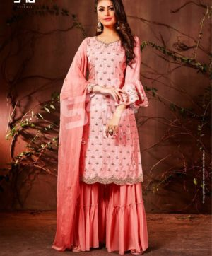 S4U KITTY PARTY VOL 6 KP 604 WITHOUT DUPATTA