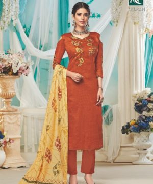 ALOK KALASH S 466-006 COTTON SALWAR KAMEEZ