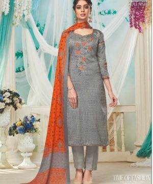 ALOK KALASH S 466-008 COTTON SALWAR KAMEEZ