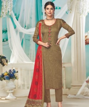 ALOK KALASH S 466-002 COTTON SALWAR KAMEEZ