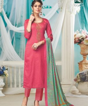 ALOK KALASH S 466-003 COTTON SALWAR KAMEEZ