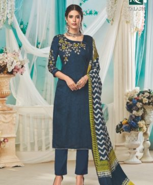 ALOK KALASH S 466-004 COTTON SALWAR KAMEEZ