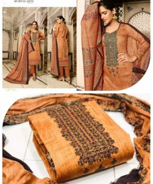 MUMTAZ ARTS CASHMERE IN SINGLE PIECE