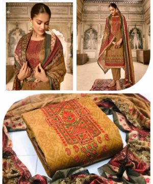 MUMTAZ ARTS CASHMERE NEW CATALOGUE IN SINGLE PIECE