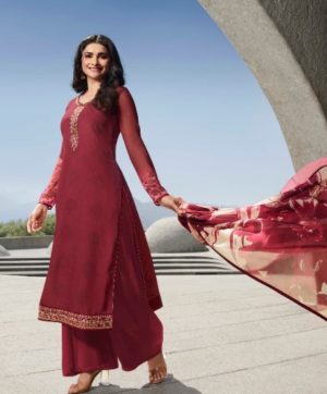 VINAY FASHION SILKINA ROYAL CREPE DIGITAL 12304