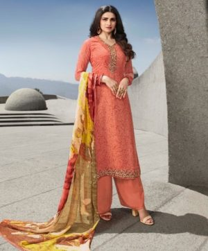 VINAY FASHION SILKINA ROYAL CREPE DIGITAL 12306