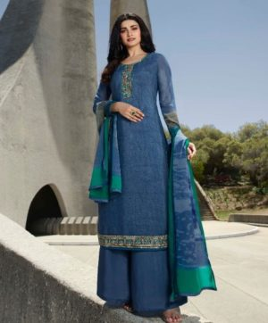 VINAY FASHION SILKINA ROYAL CREPE DIGITAL 12305
