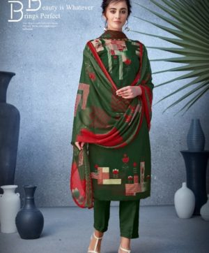 BELLIZA DESIGNER NAZARANA COTTON SUITS 402-004