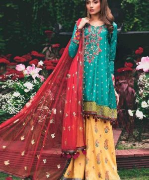 DEEPSY MARIA B PAKISTANI SUITS D NO 435