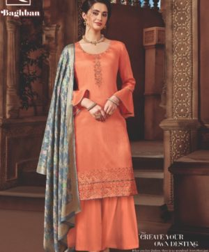 ALOK SUITS BAGHBAN S410-003 SALWAR KAMEEZ