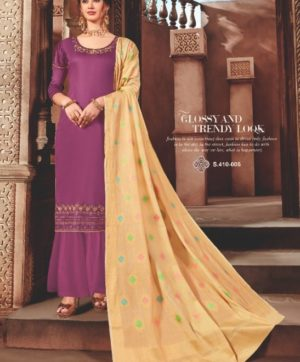 ALOK SUITS BAGHBAN S410-005 SALWAR KAMEEZ