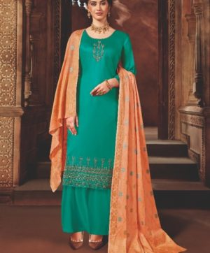ALOK SUITS BAGHBAN S410-007 SALWAR KAMEEZ