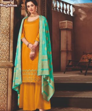 ALOK SUITS BAGHBAN S410-006 SALWAR KAMEEZ