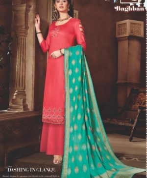 ALOK SUITS BAGHBAN S410-008 SALWAR KAMEEZ