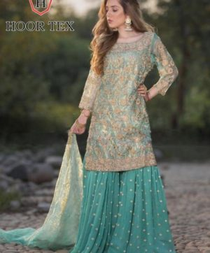 HOOR TEX NAFIZA COLOUR GOLD VOL 14 D NO 16010 A