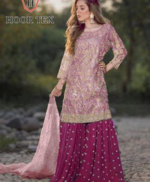 HOOR TEX NAFIZA COLOUR GOLD VOL 14 D NO 16010 B