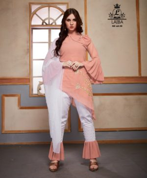 LUXURY PRET COLLECTION LAIBA AM VOL 30  3