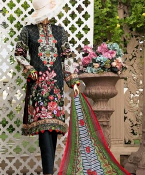 GULL AAHMED LAWN COLLECTION 05 KARACHI SUITS